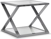 Accent and Occasional Furniture-Caspian End Table