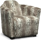 Living Room Furniture-Diego Swivel Chair
