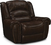 Living Room Furniture-Collinsville Rocker Recliner