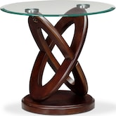 Accent and Occasional Furniture-Cimarron End Table