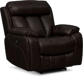 Living Room Furniture-Remington II Power Recliner