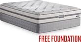 Mattresses and Bedding-Glenwillow Queen Mattress plus Free Foundation
