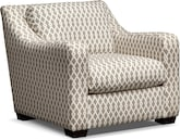 Living Room Furniture-Nantucket Links Accent Chair