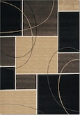 Rugs-Dark Pratt Area Rug (5' x 8')
