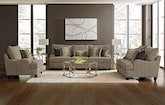 Living Room Furniture-The Hollister Collection-Hollister Sofa