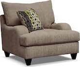 Living Room Furniture-Hollister Chair
