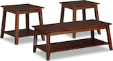 Accent and Occasional Furniture-Merrimack 3-Pack Tables