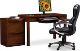 Home Office Furniture-The Hughes Collection-Hughes Desk