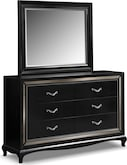 Bedroom Furniture-Astoria Dresser & Mirror