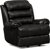 Living Room Furniture-York Rocker Recliner