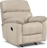 Living Room Furniture-Norfolk Rocker Recliner