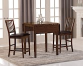 Dining Room Furniture-The Kenston II Collection-Kenston II Counter-Height Table