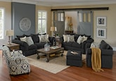 Living Room Furniture-The Englewood Collection-Englewood Sofa