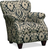 Living Room Furniture-Englewood Accent Chair