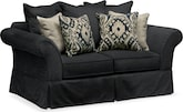 Living Room Furniture-Englewood Loveseat