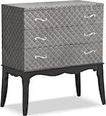 Accent and Occasional Furniture-Mystere Accent Cabinet