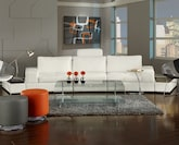 Living Room Furniture-The Epic Collection-Epic 5 Pc. Sectional