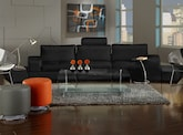 Living Room Furniture-The Epic II Collection-Epic II 5 Pc. Sectional