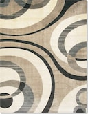 Rugs-Patterson Area Rug (5' x 8')