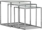 Accent and Occasional Furniture-Osbourne Nesting Tables