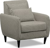 Living Room Furniture-Emberley Accent Chair