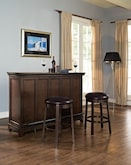 Accent and Occasional Furniture-The Bond Collection-Bond Bar