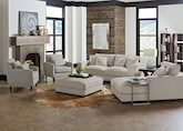 Living Room Furniture-The Emberley Collection-Emberley Sofa