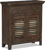 Accent and Occasional Furniture-Valleri Accent Cabinet
