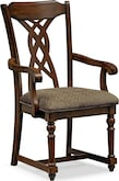 Dining Room Furniture-Madeleine Arm Chair