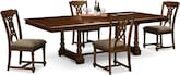Dining Room Furniture-Madeleine 5 Pc. Dinette