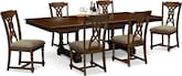 Dining Room Furniture-Madeleine 7 Pc. Dining Room