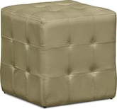 Accent and Occasional Furniture-Fuller Cube Ottoman