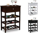Accent and Occasional Furniture-The Pavilion Collection-Pavilion Wine Table