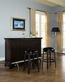 Accent and Occasional Furniture-The Carlton II Collection-Carlton II Bar