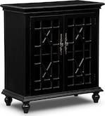 Accent and Occasional Furniture-Viceroy Accent Cabinet