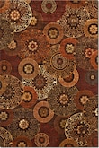Rugs-Chandra Area Rug (8' x 10')