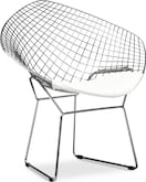 Accent and Occasional Furniture-Web Chair