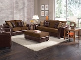 Living Room Furniture-The Griffin Collection-Griffin Sofa