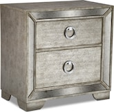 Bedroom Furniture-Angelina Nightstand