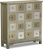 Accent and Occasional Furniture-Newhall Accent Cabinet