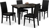 Dining Room Furniture-Talbot 5 Pc. Dinette