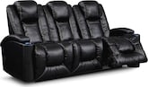 Living Room Furniture-Frisco Power Reclining Sofa