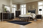 Bedroom Furniture-The Boudreau Collection-Boudreau King Bed