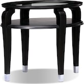 Accent and Occasional Furniture-Sandrine End Table