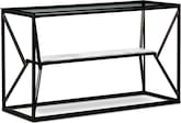 Accent and Occasional Furniture-Latitude Sofa Table