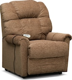 Living Room Furniture-Oberlin Small Power Lift Massage Chair