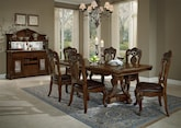 Dining Room Furniture-The Saltonstall Collection-Saltonstall Table