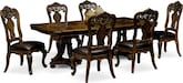 Dining Room Furniture-Saltonstall 7 Pc. Dining Room