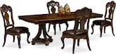 Dining Room Furniture-Saltonstall 5 Pc. Dining Room