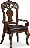 Dining Room Furniture-Saltonstall Arm Chair